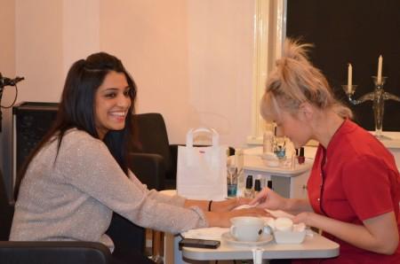 Beauty Treatments at Park Row 2015